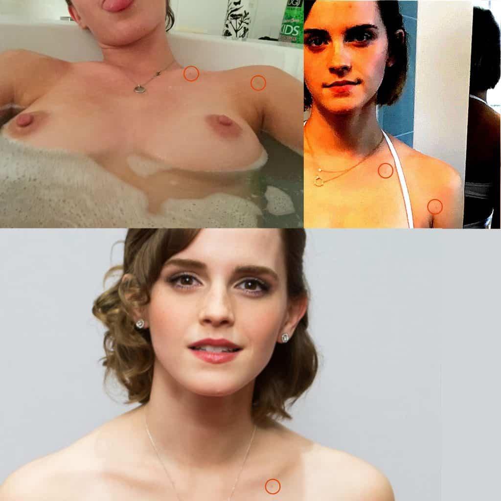 Fotos xxx de Emma Watson desnuda