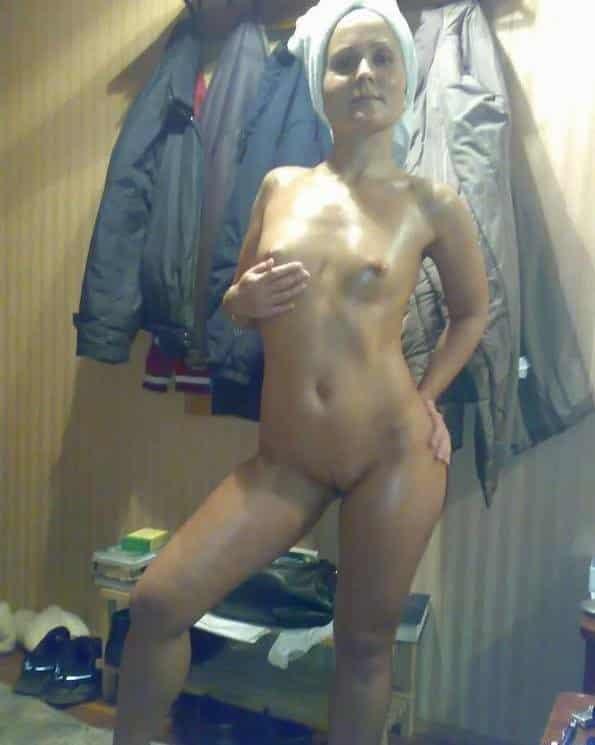 Fotos porno de empleada doméstica