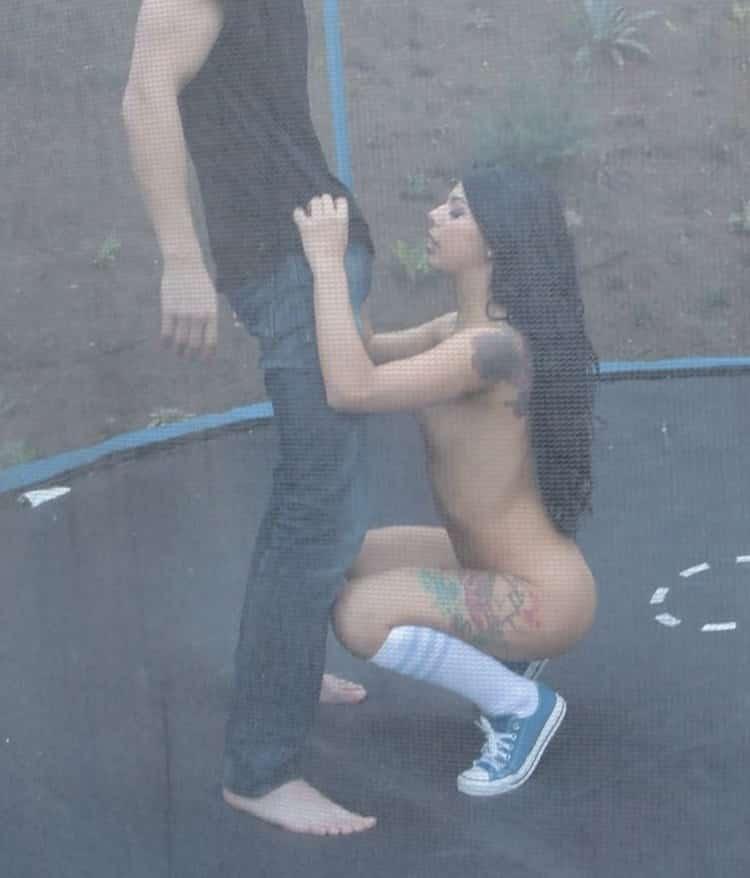 Fotos porno de sexo anal con Gina Valentina