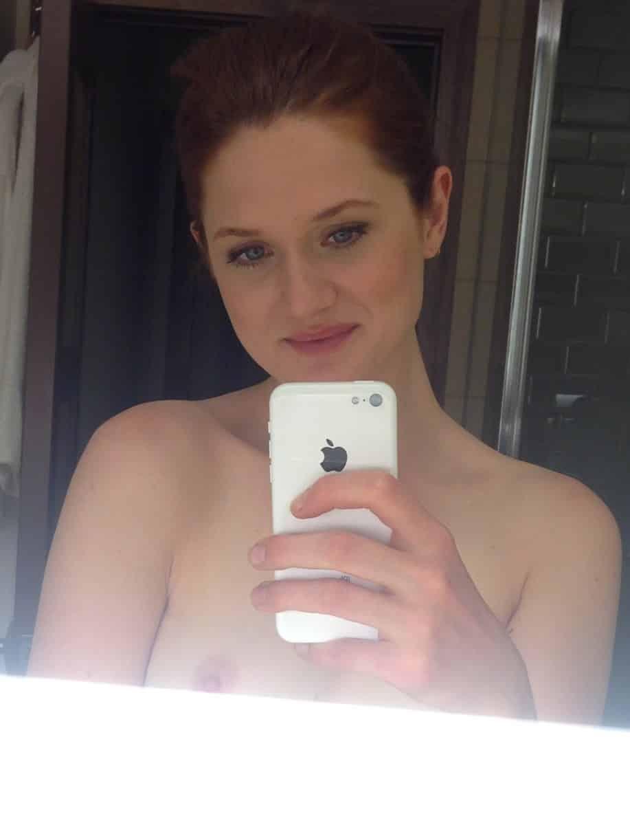 Bonnie Wright Desnuda La Mina De Harry Potter Pornocaserocl
