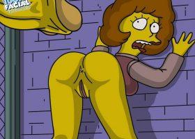 Fotos porno de Maude Flanders