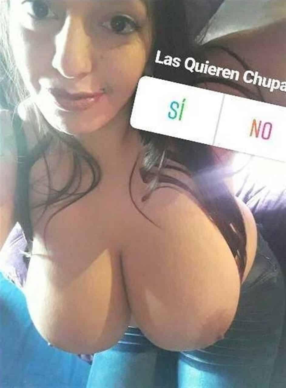 Chilenas tetonas