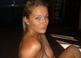 Fotos porno rubia mama pico