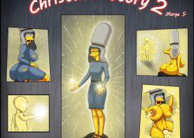 Fotos porno Marge Simpson y espíritu santo